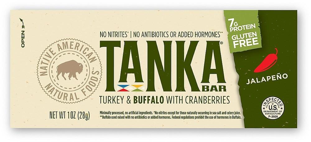 photo: Tanka Bar nutrition bar