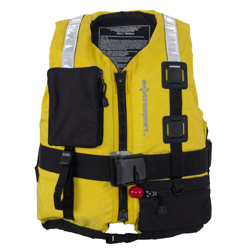 photo: Extrasport Fury life jacket/pfd