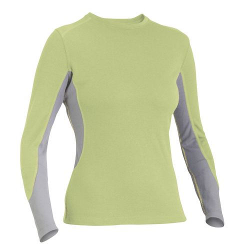 photo: Ibex Women's Norgie Crew base layer top