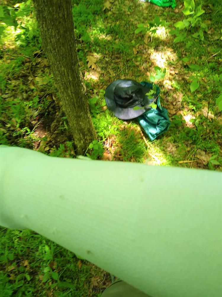 photo: The Elixir UV Arm Sleeves arm/leg sleeve
