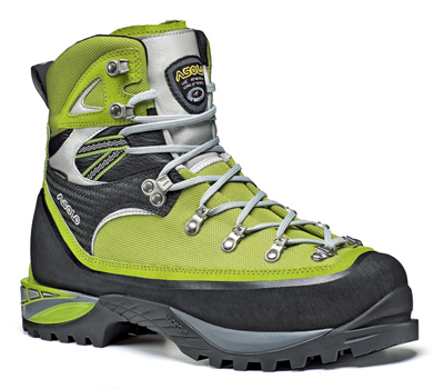 photo: Asolo Women's Ganesh GV Boot mountaineering boot
