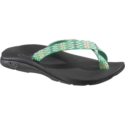 photo: Chaco Tanana Ecotread Flip flip-flop