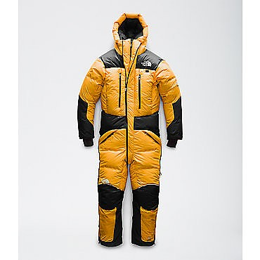 photo: The North Face Himalayan Suit down insulated suit