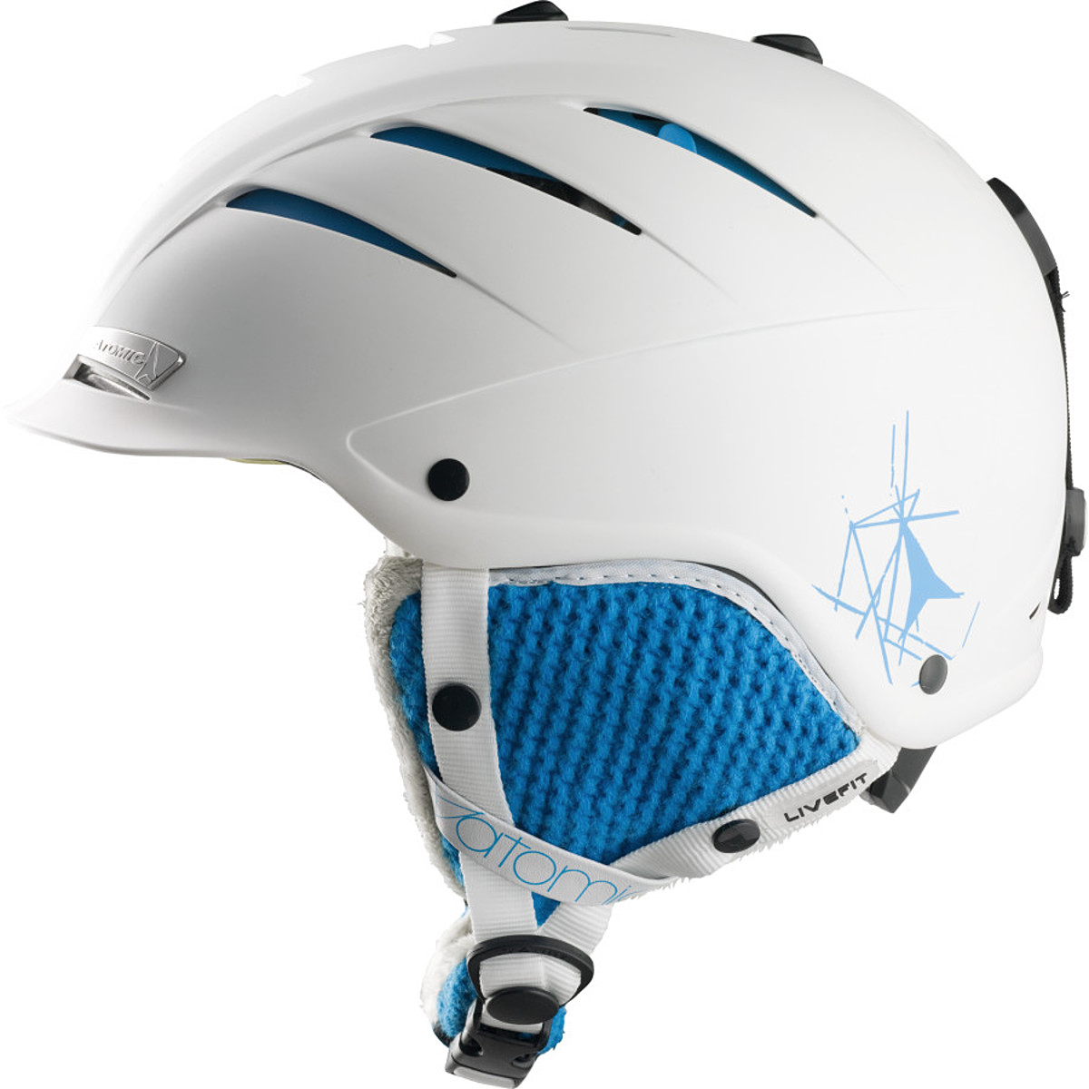 photo: Atomic Affinity LF snowsport helmet
