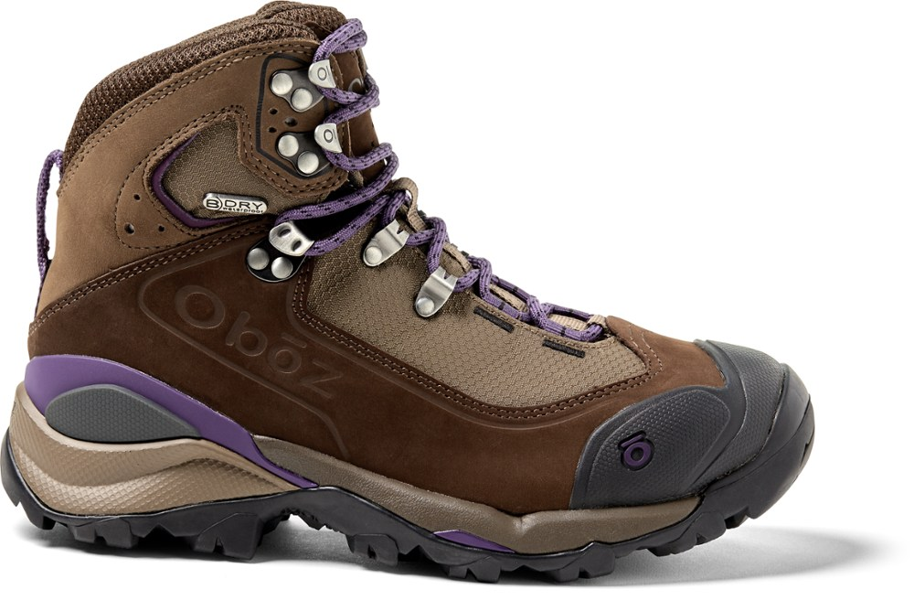 photo: Oboz Women's Wind River III Waterproof hiking boot