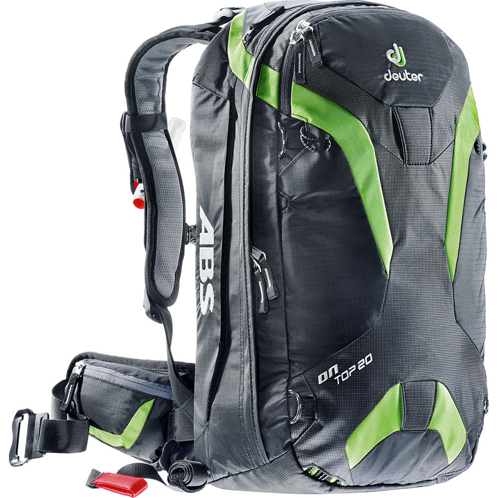 photo: Deuter Ontop ABS 20 Pack avalanche airbag pack