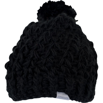 photo: Spyder Slouchy Hat winter hat