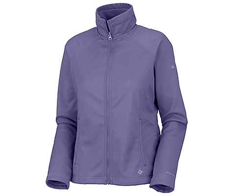 photo: Columbia Winter Ace Softshell soft shell jacket