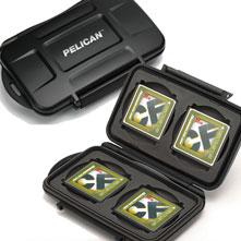 Pelican 0940 Memory Card Case
