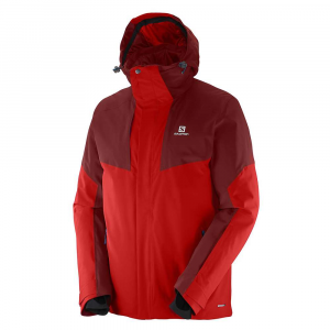 photo: Salomon Women's Icerocket Jacket snowsport jacket