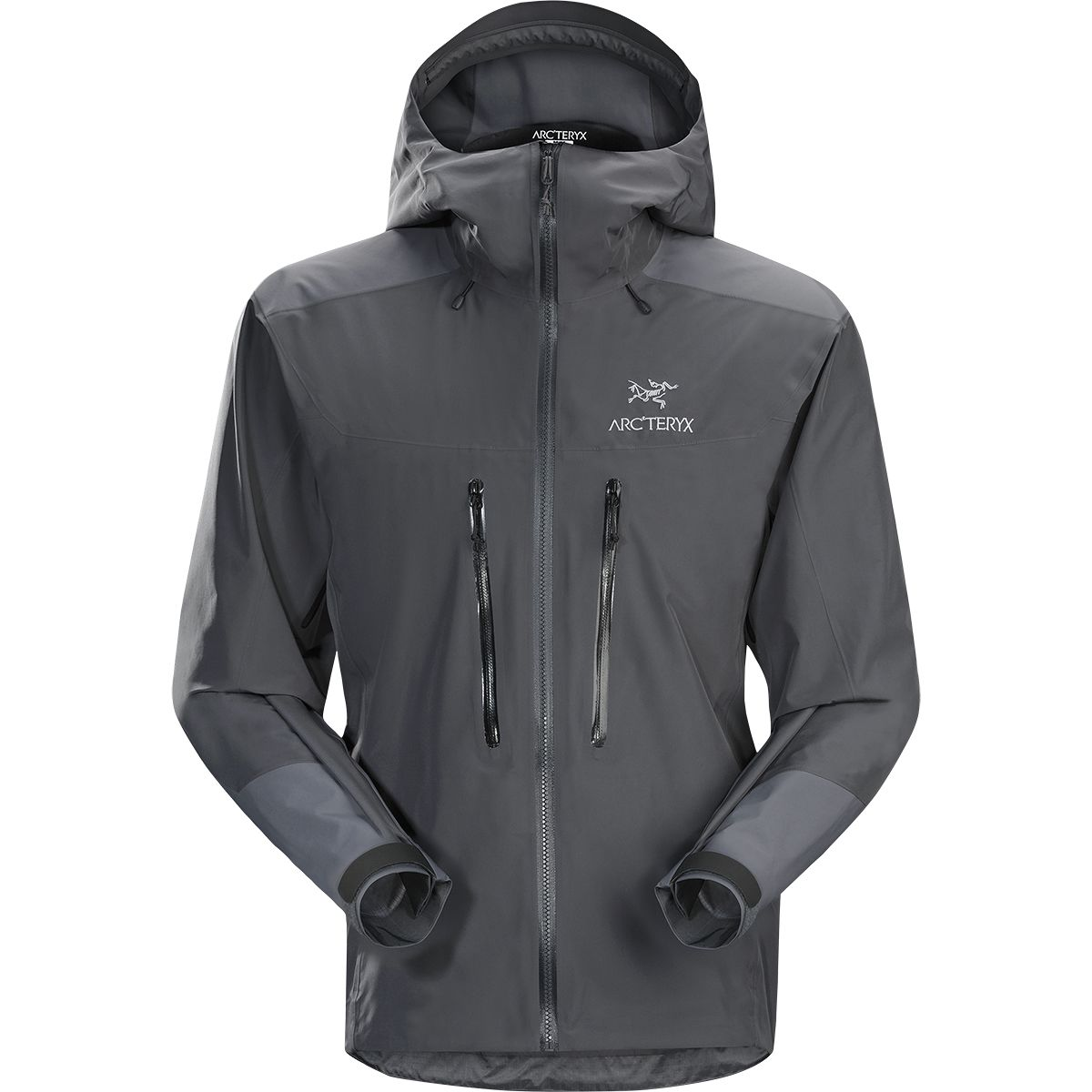 photo: Arc'teryx Alpha AR Jacket waterproof jacket
