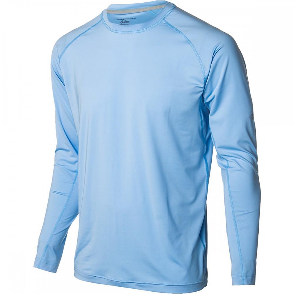photo: ExOfficio Sol Cool Crew Long Sleeve Shirt long sleeve performance top