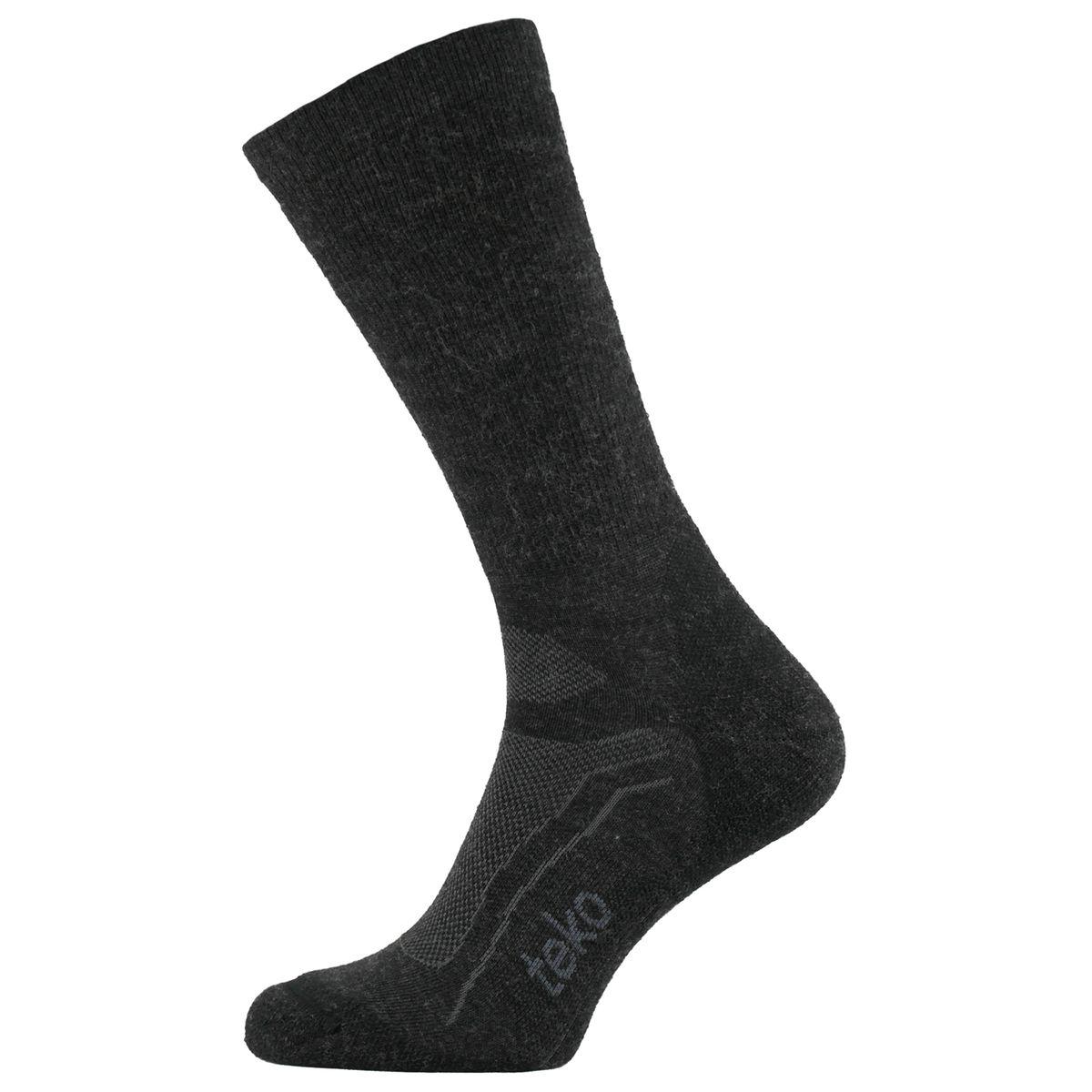 Teko MERINO Summit Series Mid Hiking Sock