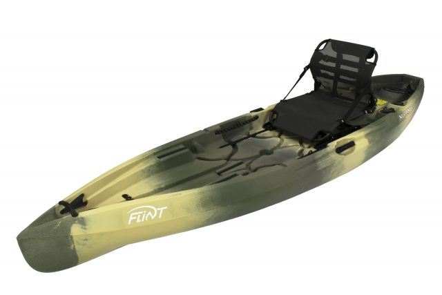 photo: NuCanoe Flint sit-on-top kayak