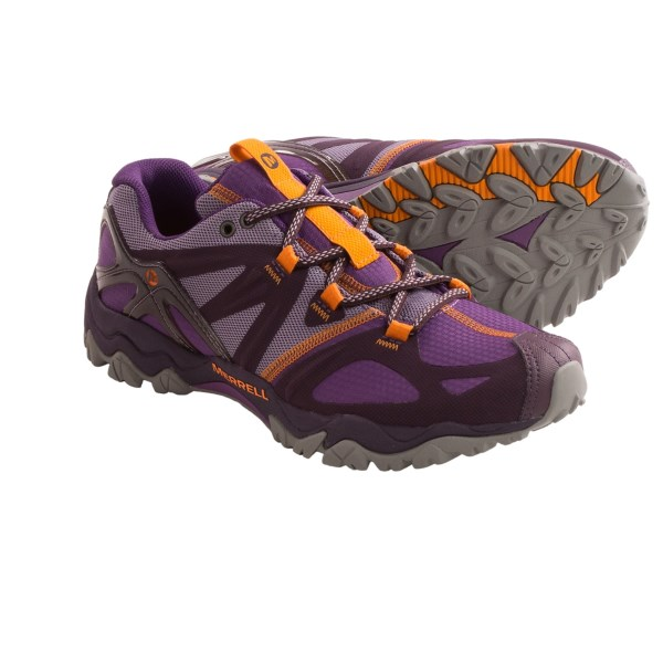photo: Merrell Grassbow Sport trail shoe