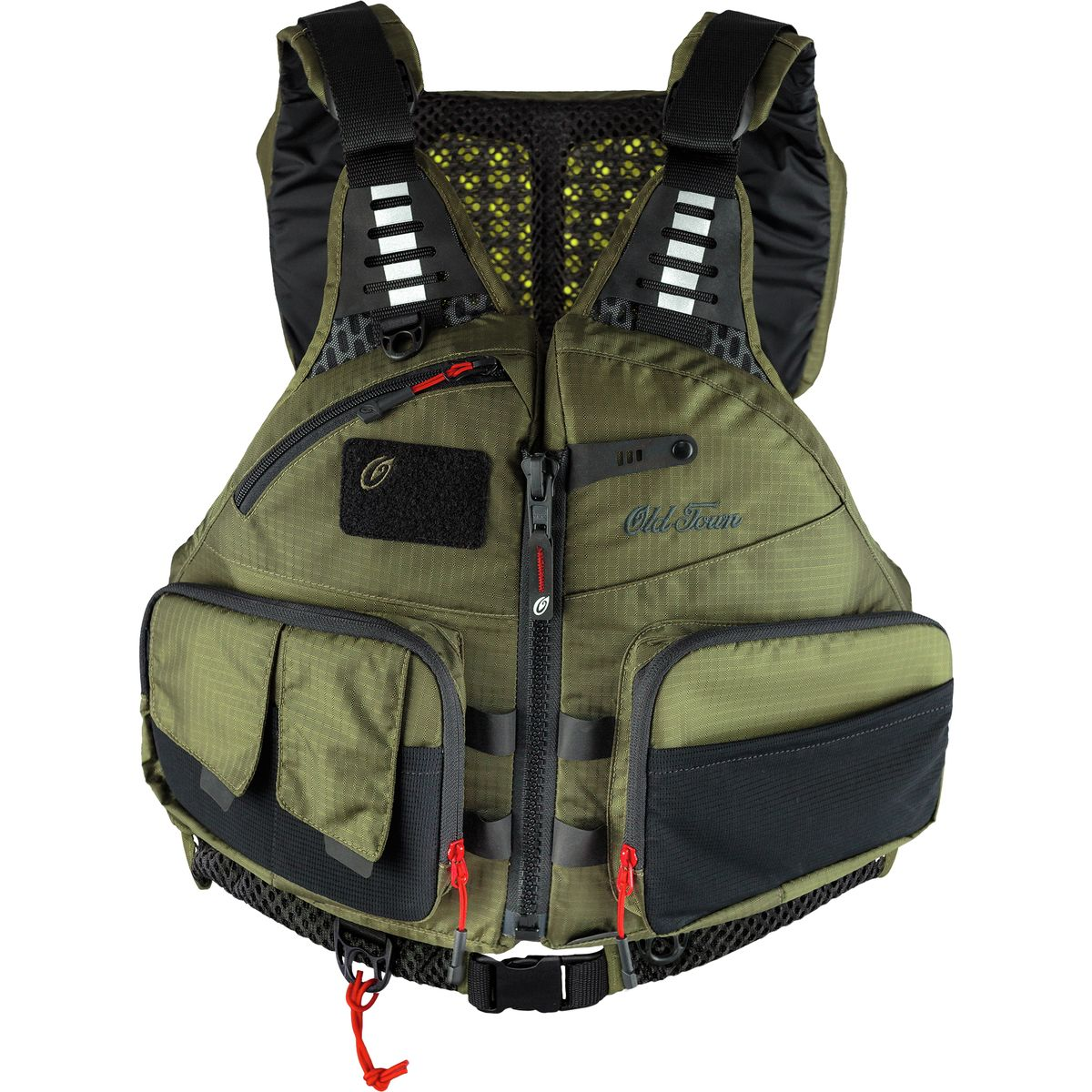photo: Old Town Lure Angler life jacket/pfd