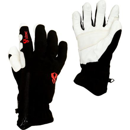 photo: Stoic Welder Short Glove soft shell glove/mitten