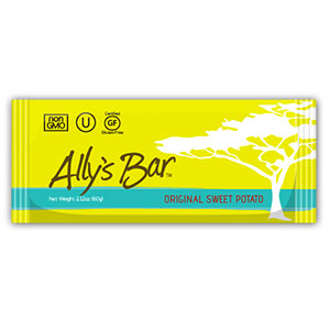 photo: Ally's Bar Original Sweet Potato nutrition bar