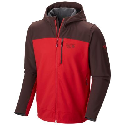 Mountain Hardwear Paladin Hooded Jacket