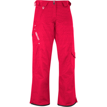 photo: Salomon Superstition Pant snowsport pant