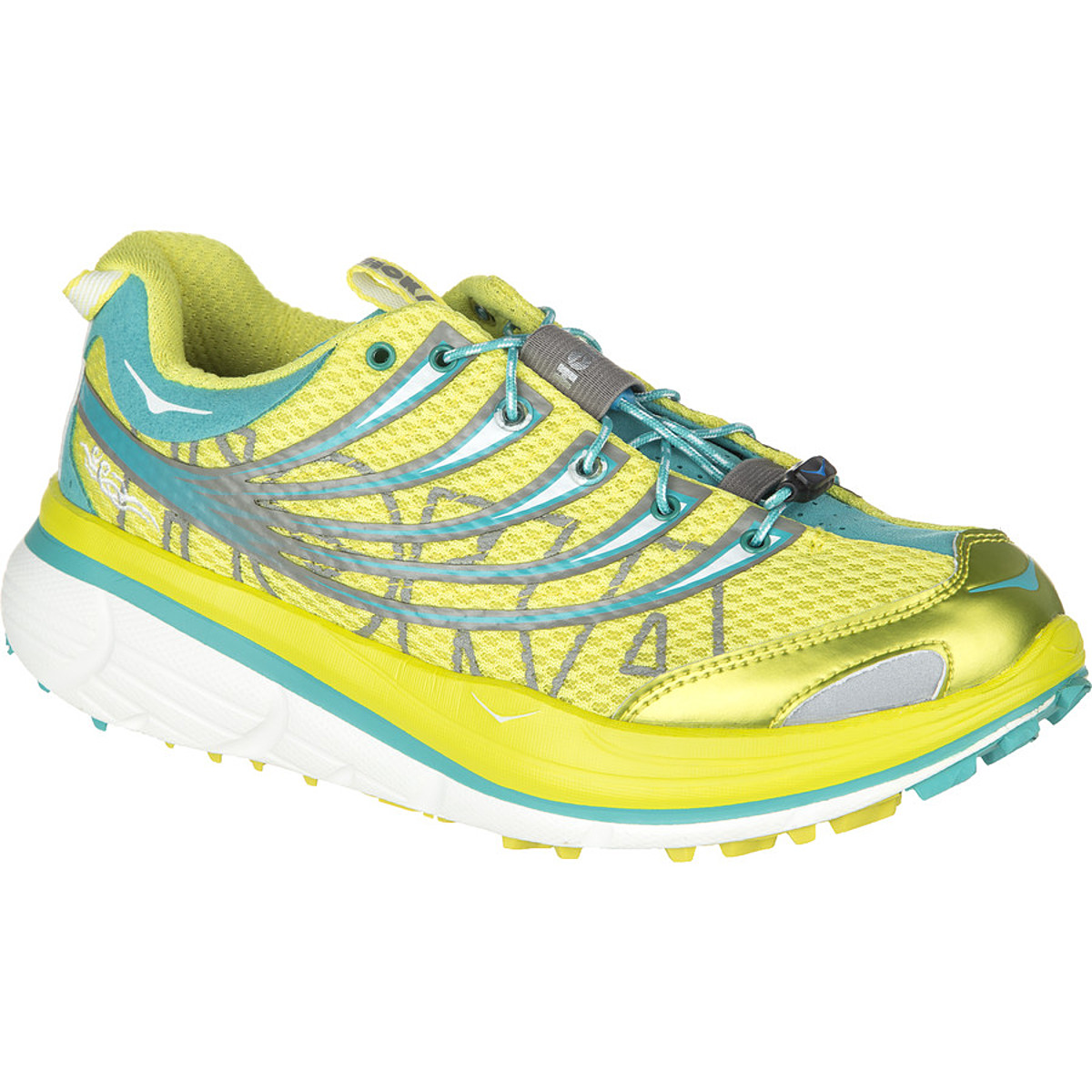 photo: Hoka Kailua Trail trail running shoe