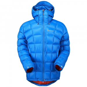 photo: Montane North Star Down Jacket down insulated jacket