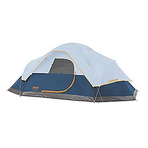 photo: Coleman Blue Springs 8 three-season tent