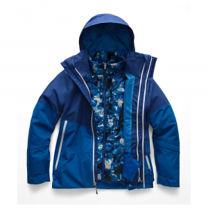 photo: The North Face Women's Garner Triclimate Jacket component (3-in-1) jacket