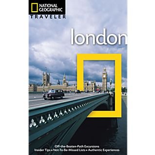 photo: National Geographic Traveler London international guidebook