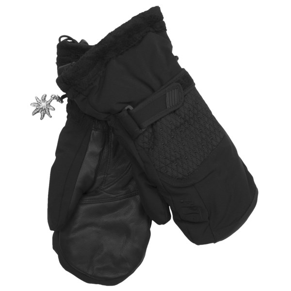 photo: Leki Angel S Ski Mitten Gore-Tex insulated glove/mitten