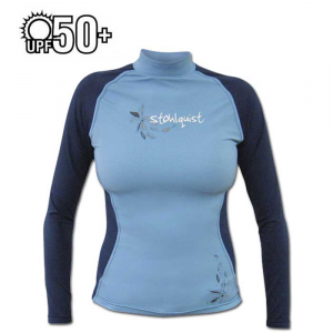 Stohlquist Burnout Short Sleeve Rashguard
