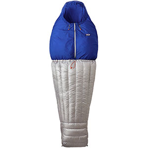 photo: Patagonia Hybrid Sleeping Bag 3-season down sleeping bag