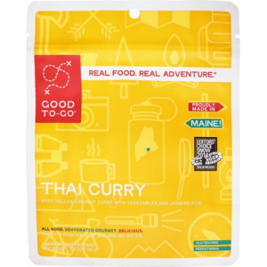 photo: Good To-Go Thai Curry vegetarian entrée
