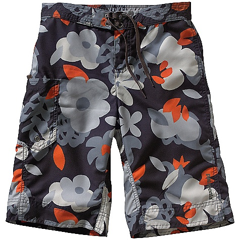 photo: Patagonia Boys' Boardie Shorts active short