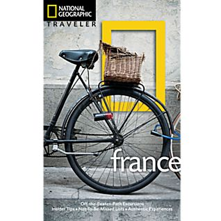 photo: National Geographic Traveler France international guidebook