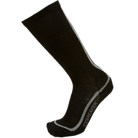 photo: Icebreaker Ski Ultralite Sock snowsport sock