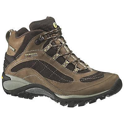 photo: Merrell Siren Waterproof Mid hiking boot
