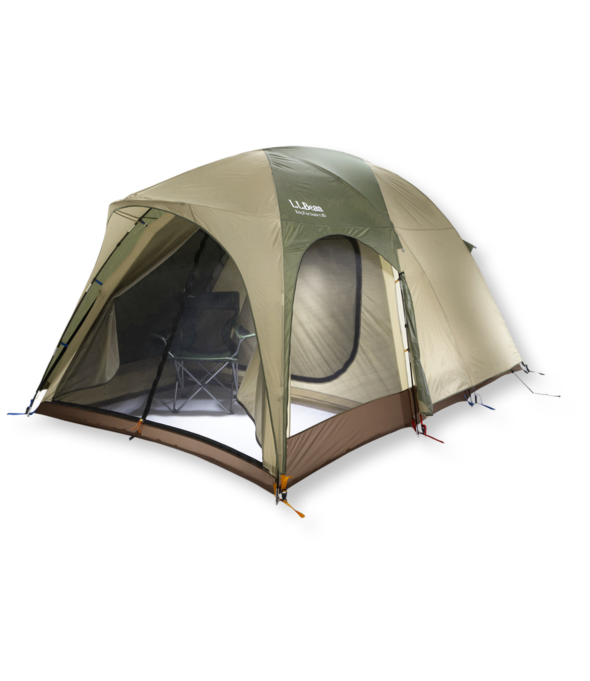 photo: L.L.Bean King Pine HD 4-Person Dome three-season tent