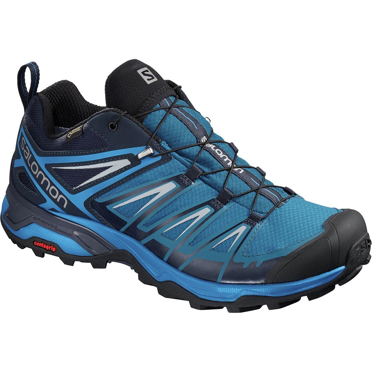 photo: Salomon Men's X Ultra 3 GTX trail shoe