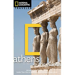photo: National Geographic Athens and the Islands international guidebook