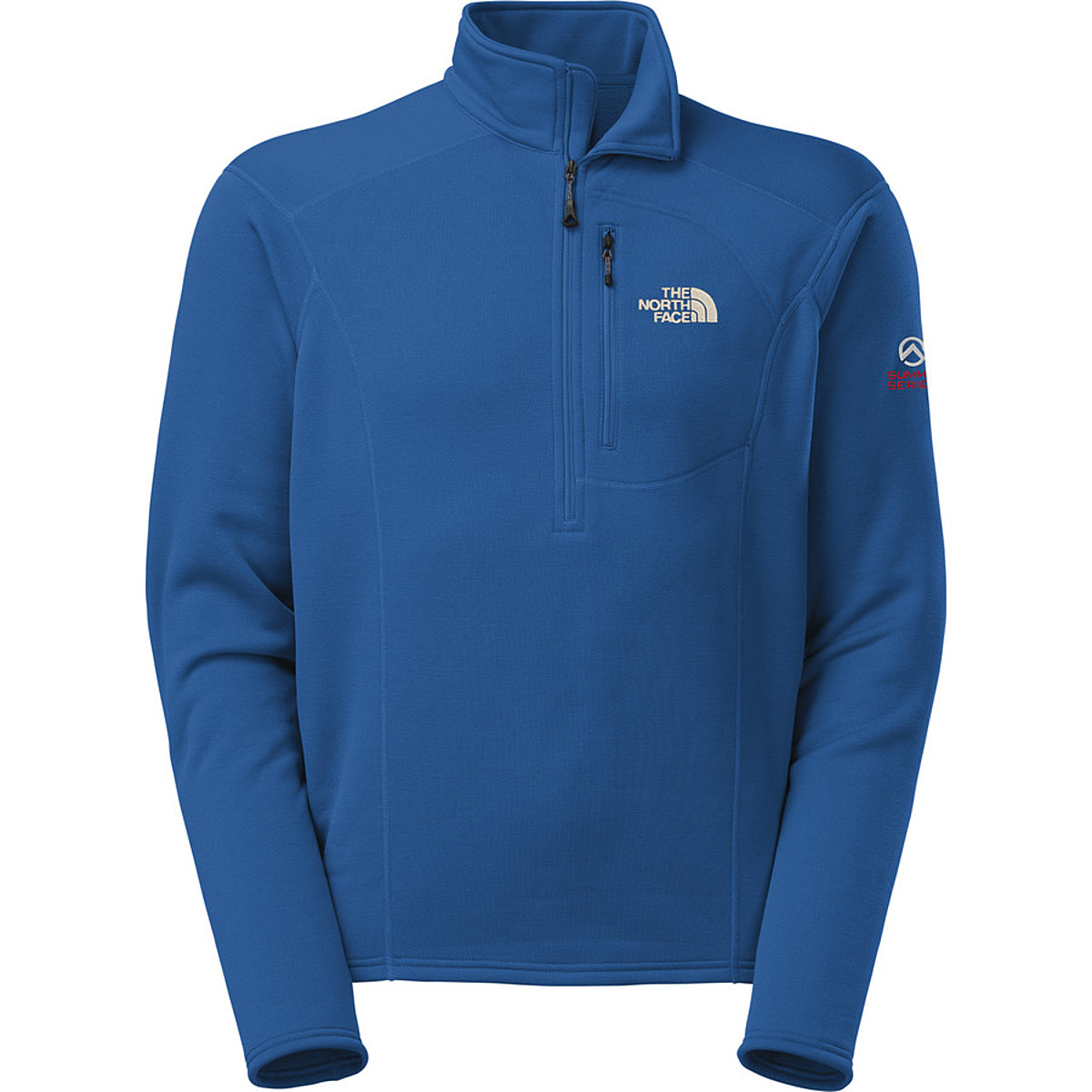 photo: The North Face Flux Power Stretch 1/4 Zip fleece top