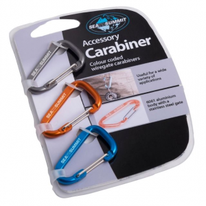Sea to Summit Accessory Carabiner Set