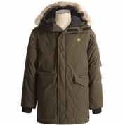 photo: Canada Goose Heli-Arctic Parka down insulated jacket