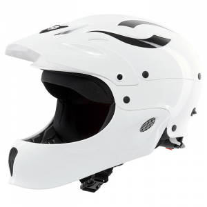 photo: Sweet Protection Rocker Fullface paddling helmet