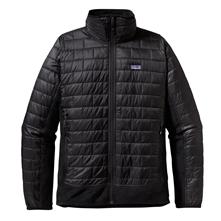 photo: Patagonia Nano Puff Hybrid Jacket synthetic insulated jacket