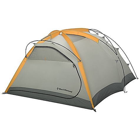 photo: Black Diamond Stormtrack four-season tent
