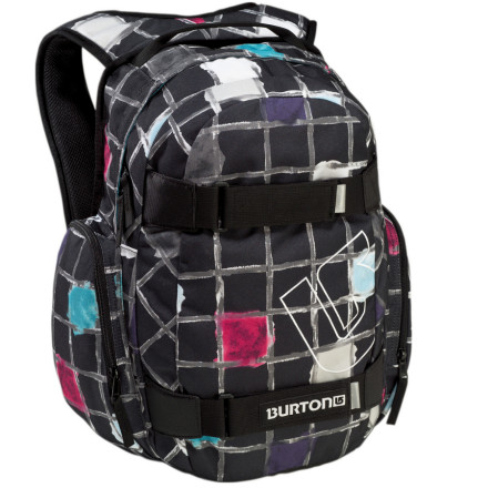 photo: Burton Trebel Yell Pack winter pack