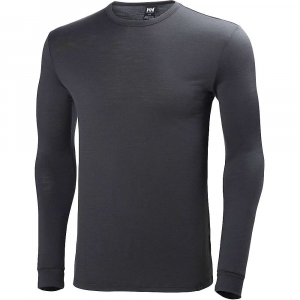 photo: Helly Hansen Men's HH Wool LS Crew base layer top