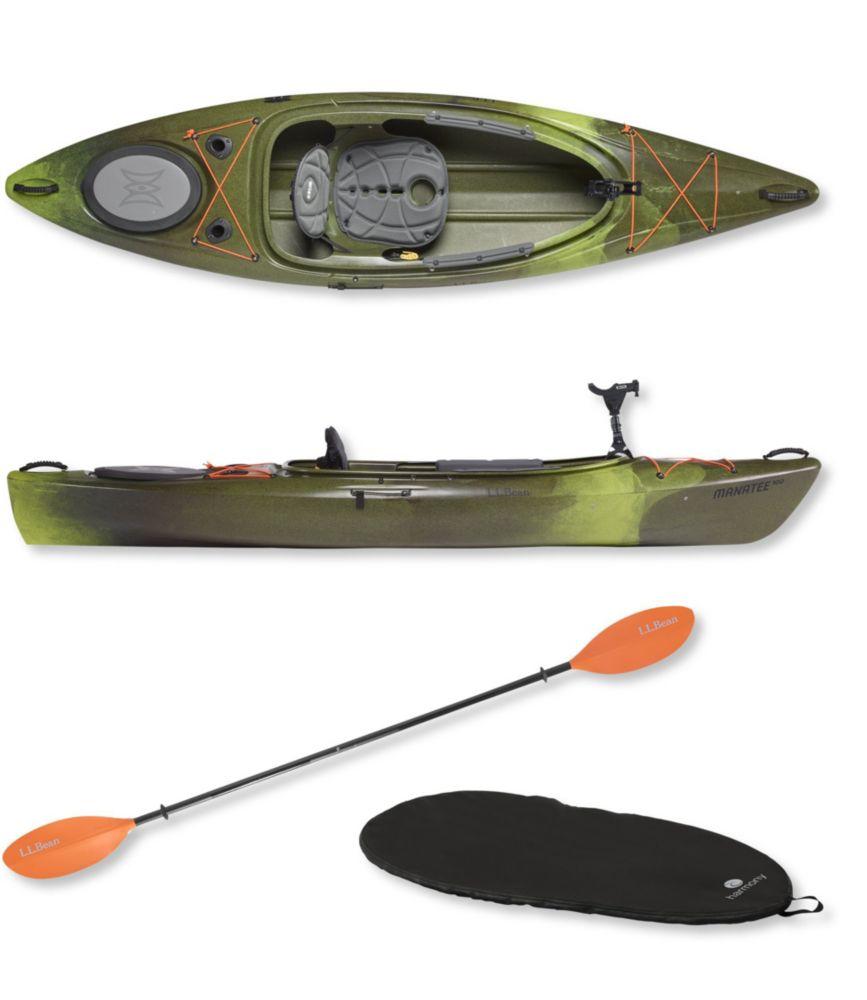 photo: L.L.Bean Manatee 10 Angler Fishing Kayak fishing kayak