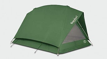 For your price and size you may have to go to like Walmart or Target. Plus many of the tents they sell would be okay for just weekend c&ing. & tents for scout troop - Trailspace.com